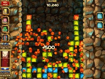 Gold Rush - Treasure Hunt screen shot