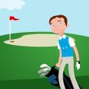 Cash Tournaments - Golf Solitaire - logo