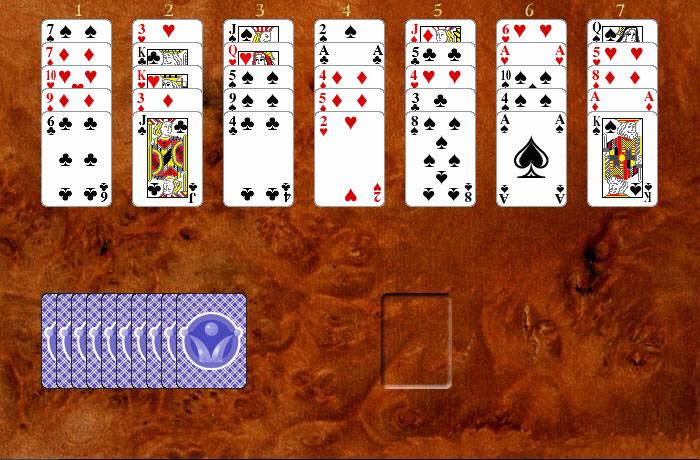 Cash Tournaments - Golf Solitaire screen shot