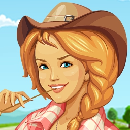Goodgame Big Farm - Do you have what it takes to be a successful farmer? Bring back the family farm! Play Goodgame Big Farm today. - logo
