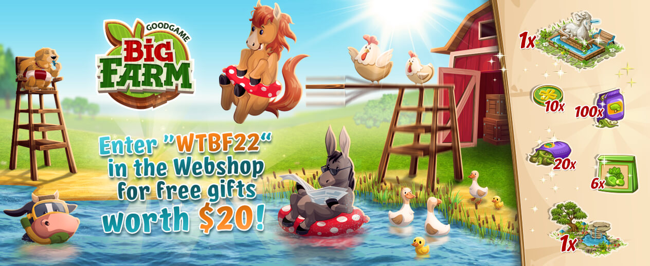 Goodgame Big Farm - Bring back the family farm! - image