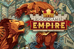 Become ruler of the greatest realm ever in Goodgame Empire!  This strategy online game won the best browser game award in European Games 2012!