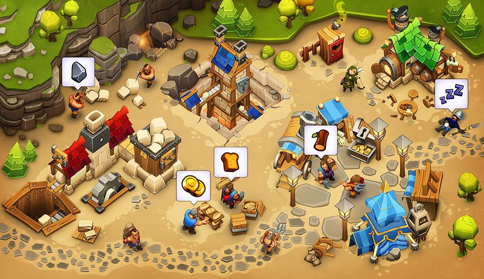Shadow Kings: Dark Ages screen shot
