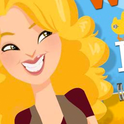 Good Luck Charlie: Wacky Week Round-Up - Did Dad just say we're going to Super Adventureland? Yes he did! Play the free Good Luck Charlie: Wacky Week Round-Up game online today! - logo