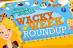 Did Dad just say we're going to Super Adventureland? Yes he did! Play the free Good Luck Charlie: Wacky Week Round-Up game online today!