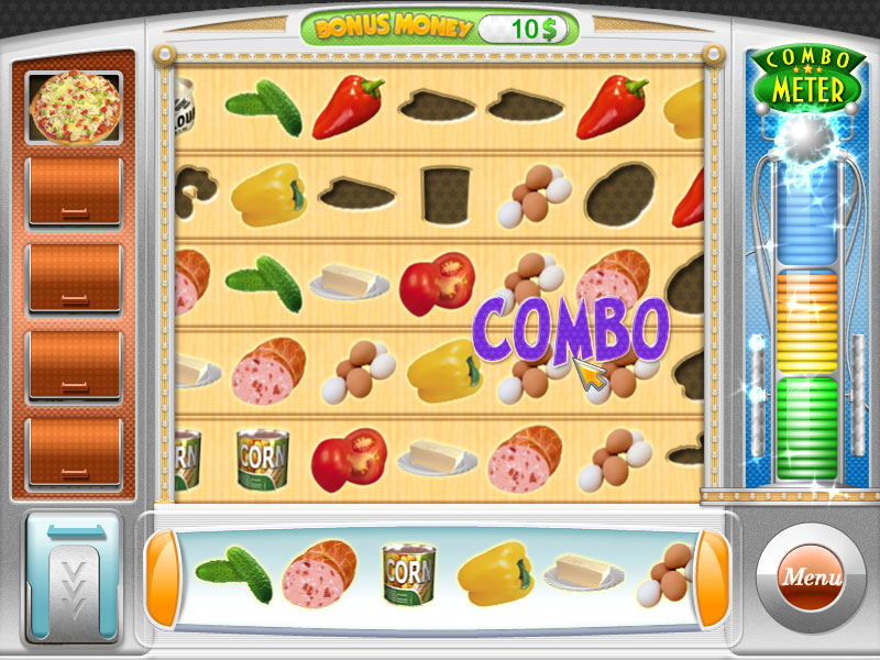 Gourmania screen shot
