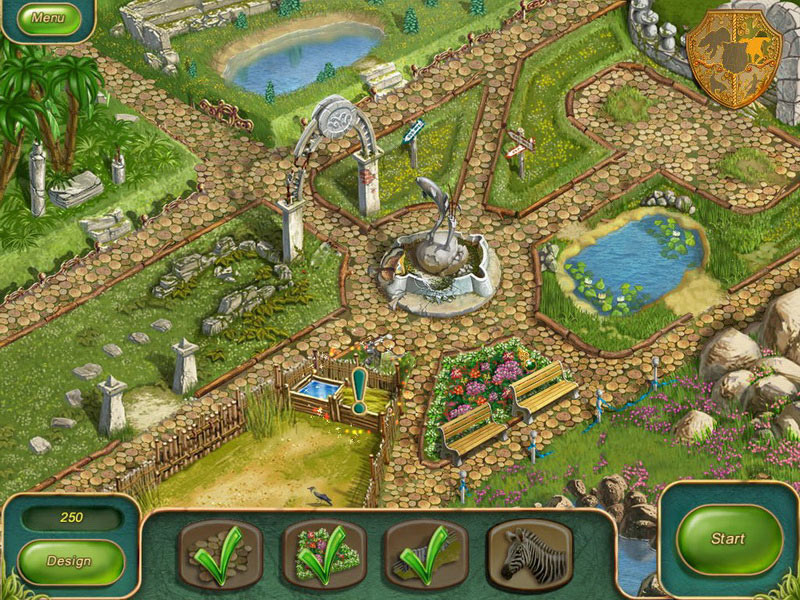 Gourmania 3: Zoo Zoom screen shot