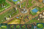 Screenshot of Gourmania 3: Zoo Zoom