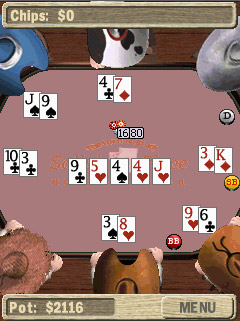 Governor of Poker Texas HoldEm Tycoon screen shot