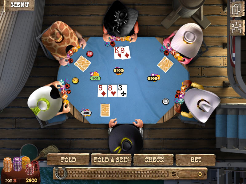 Governor of Poker 2 Premium Edition screen shot