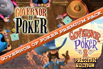 Play against the old western poker pros and get a hold of Texas! Play Governor of Poker Premium Pack today!