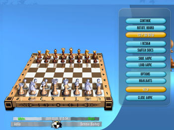 Grandmaster Chess Tournament screen shot