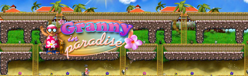 Granny in Paradise