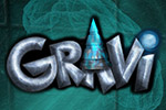 After getting lost inside a trap-filled alien test facility, you must use your wits and skills to escape in the puzzle platformer Gravi.