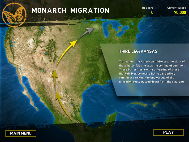 Great Migrations screen shot