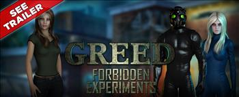 Greed: Forbidden Experiments - image