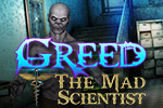 A mysterious explosion destroys a laboratory working on a 'miracle drug.' Investigate the case in this hidden object game Greed: The Mad Scientist.