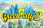 Go green with Green City 2! Transform eco-disaster areas by building greenhouses and eco-plants! It's city planning at its greenest!