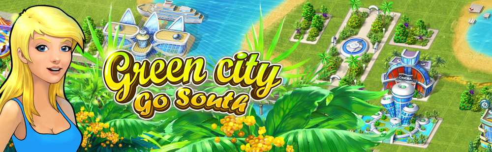 Green City: Go South