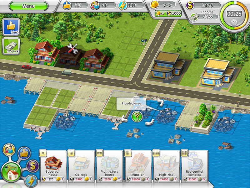 Green City: Go South screen shot