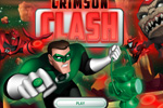Screenshot of Green Lantern: Crimson Clash