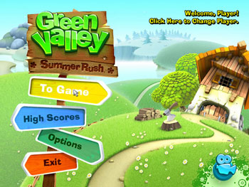 Green Valley - Fun on the Farm screen shot
