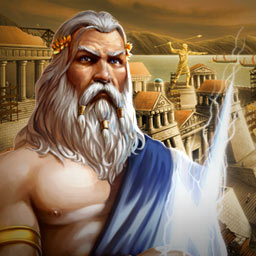 Grepolis - Build your small city-state into a metropolis in the online strategy game Grepolis. - logo