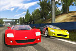 Screenshot of GTI Racing