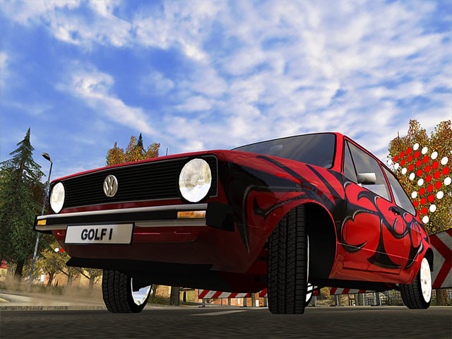 GTI Racing screen shot