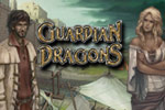 In Guardian Dragons, play through the story of Falko Loffler's fantasy novel as a hidden object game!