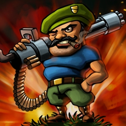 Guerrilla Bob - Guerrilla Bob offers stunning visuals, cross-platform multiplayer and more! - logo