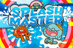 Rule the pool as Gumball and Darwin in Splash Master. Jump off the world's tallest high dive to make a huge splash in this FREE game!