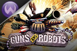 Customize the look and function of your very own robot fighting-machine in Guns And Robots!  Who will your robot be in this free multiplayer game?