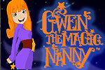 Fill your time management game with magic in Gwen the Magic Nanny!