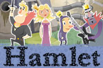 Mayhem and hilarity ensue in this puzzle-filled twist on Hamlet!