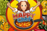 Cook more than 100 different dishes, decorate your restaurants and upgrade your kitchen. Become a Happy Chef today!