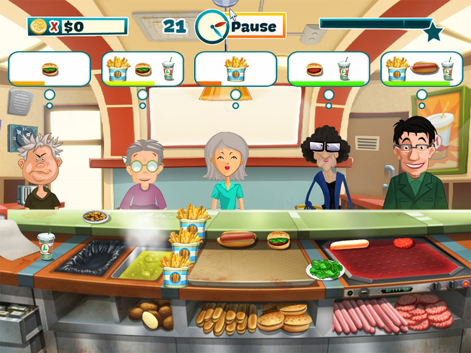 Happy Chef screen shot