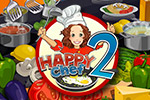 Travel around the globe, cook a variety of dishes from many different cuisines, and become an expert chef in the time management game Happy Chef 2.