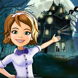 Haunted Domains - Manage a hotel for comical creatures of the night in Haunted Domains! - logo