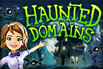 Manage a hotel for comical creatures of the night in Haunted Domains!