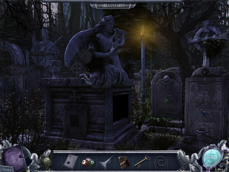 Haunted Past Realm of Ghosts Collector's Edition screen shot