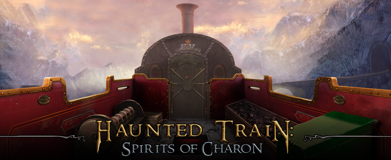 Haunted Train: Spirits of Charon - Who's on board Charon's train? - image