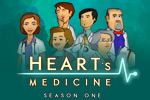 Heart's Medicine is a time management game filled with drama and emotion!