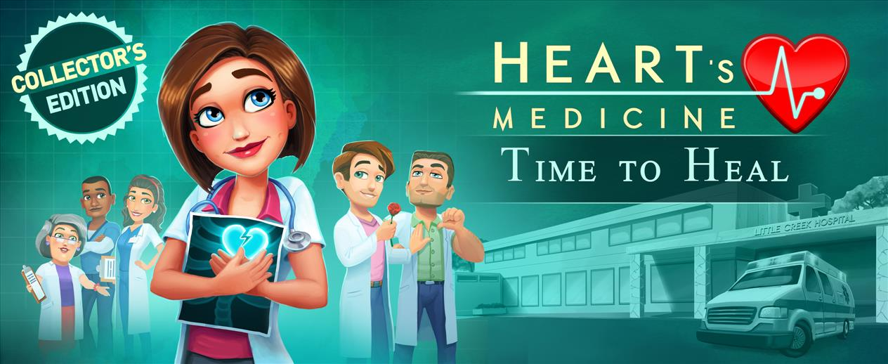 Heart's Medicine: Time to Heal Collector's Edition - A romantic medical drama! - image