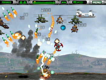 Heavy Weapon screen shot