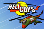 Take to the air in the meanest helicopter brawl around in Helicops!