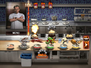 Hell's Kitchen screen shot