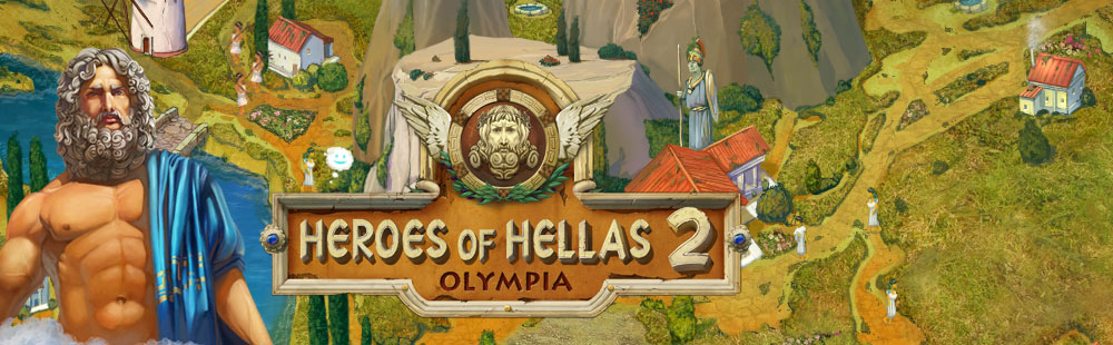 Heroes of Hellas 2 - Olympia