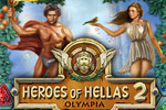 Heroes of Hellas 2 - Olympia mixes match 3 and city building gameplay!