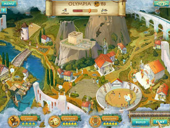 Heroes of Hellas 2 - Olympia screen shot